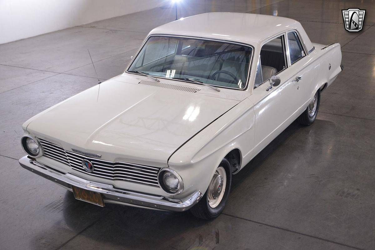 1964 Plymouth Valiant For Sale 2359908 Hemmings Motor News In
