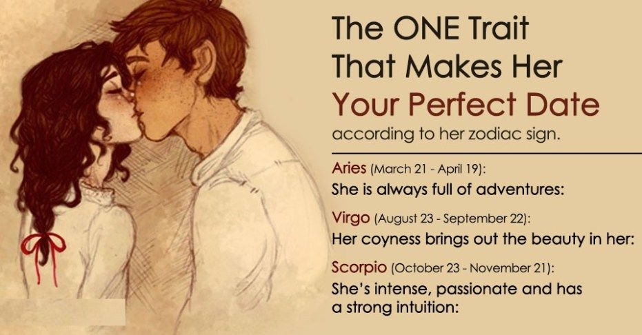 ⚡ Dating an aries