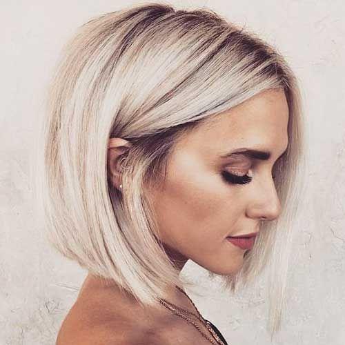 20 Ideen zu Bob-Frisuren für Frauen #saçstilleri