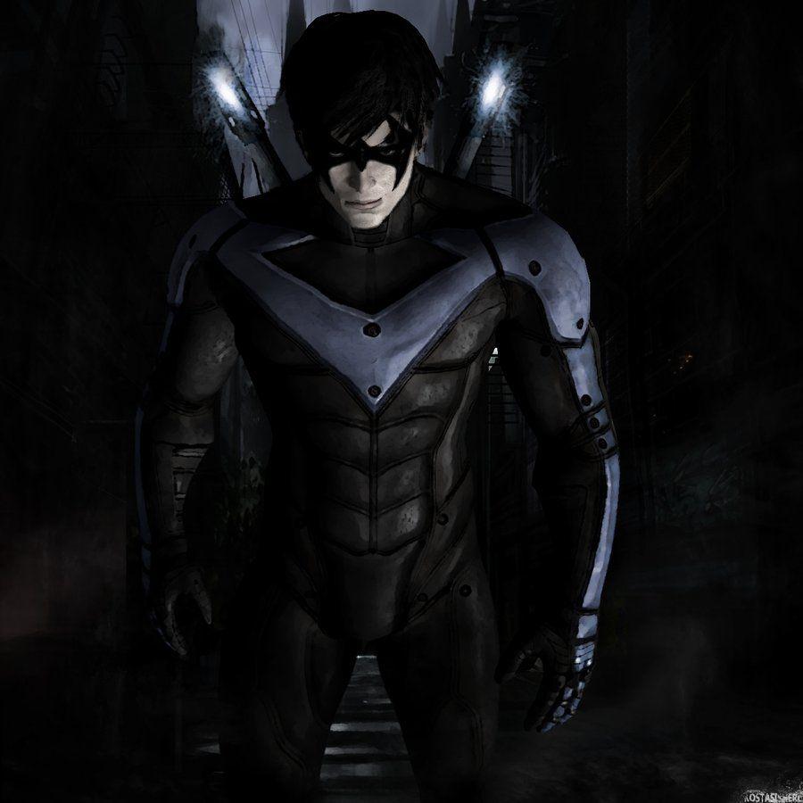 Nightwing by kostasishere.deviantart.com on @deviantART