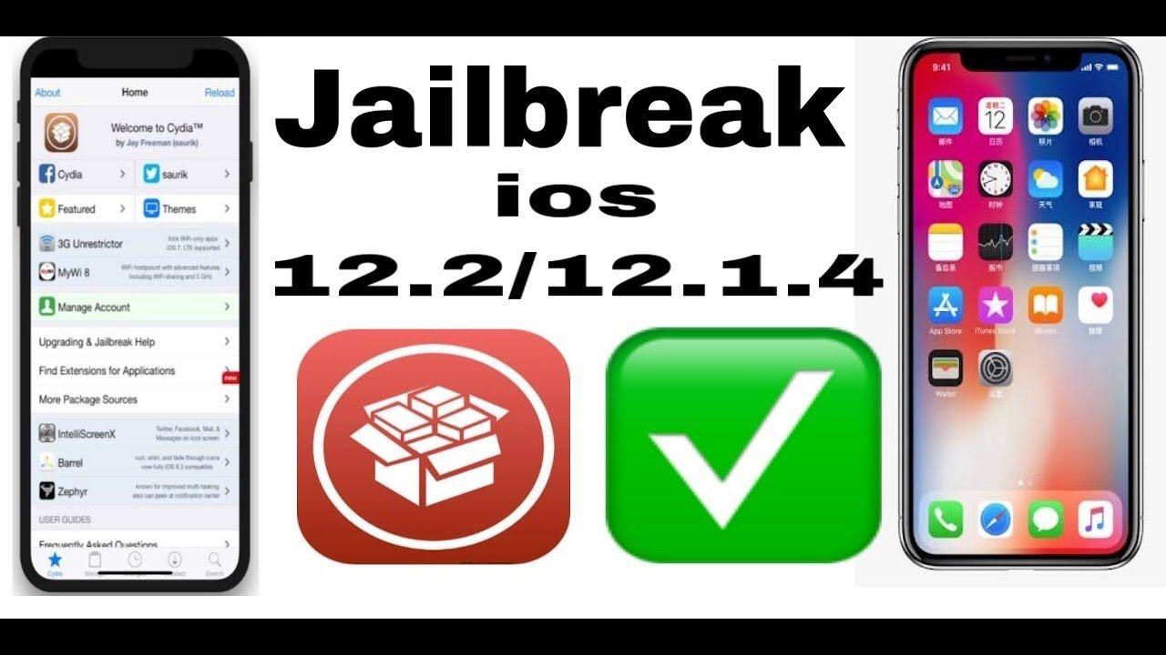 Jailbreak iOS 12 2 - How To Jailbreak iOS 12 2/ios12 1 4-CYDIA iOS