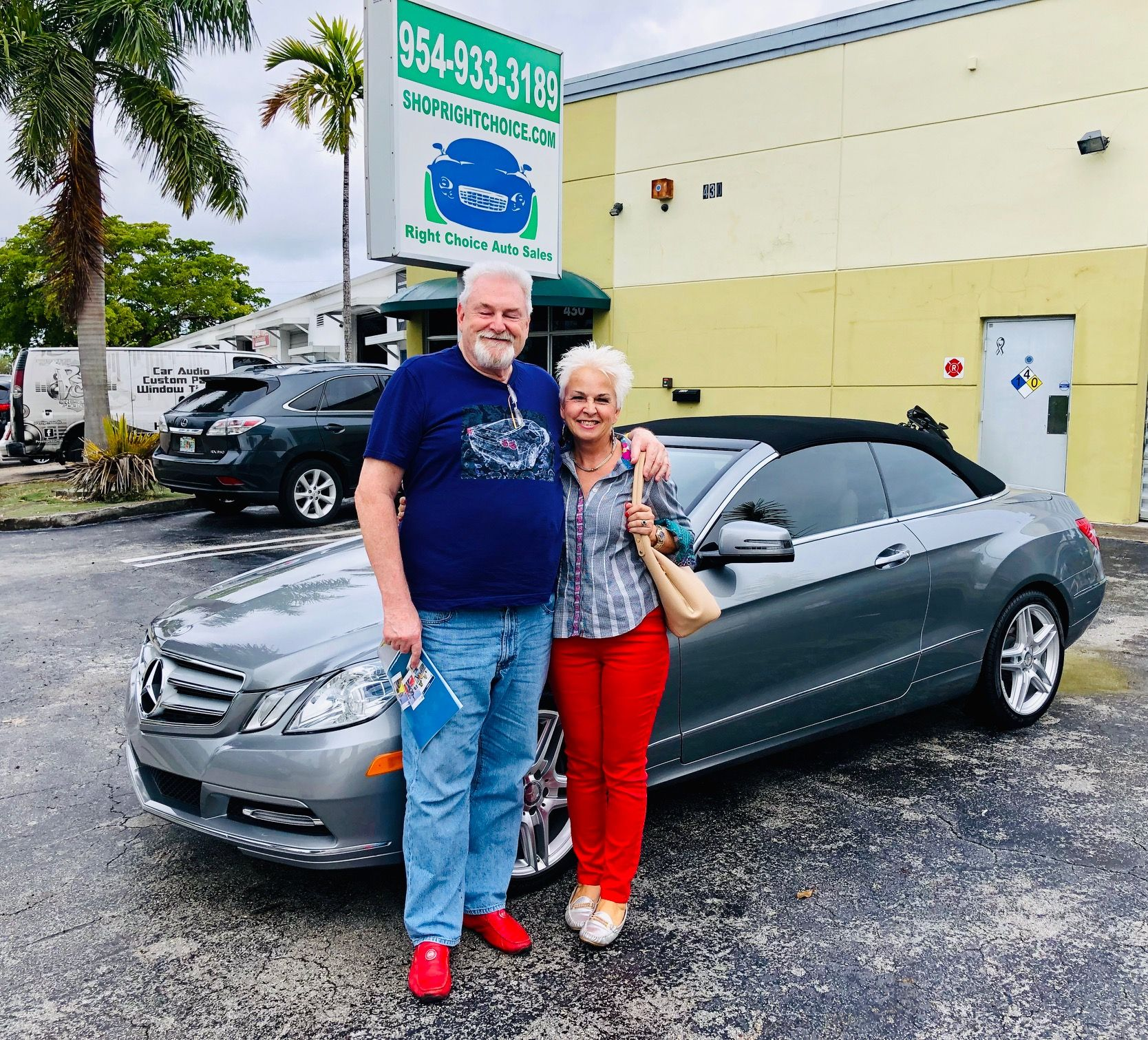 Happy Customers Who Saved $3,000 On This 2013 Mercedes
