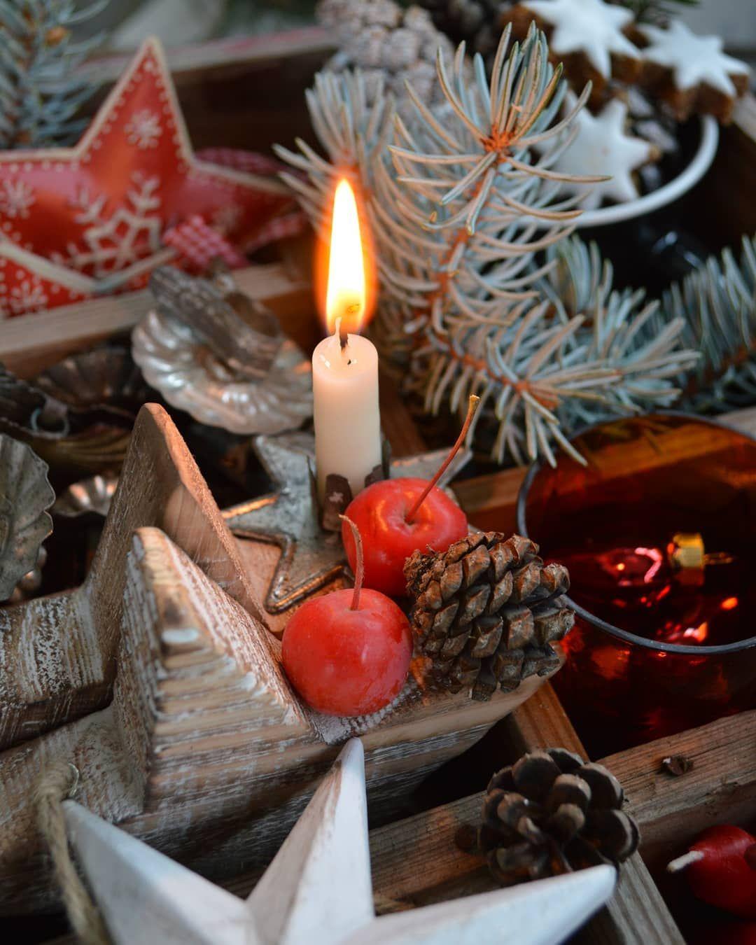 Bild könnte enthalten: Tisch | Schönen ersten advent