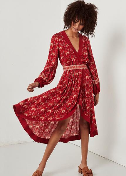 ebda19e2ac80 Spell Jewel Soiree Dress Copper | Boho Dress | Dresses, Fashion ...
