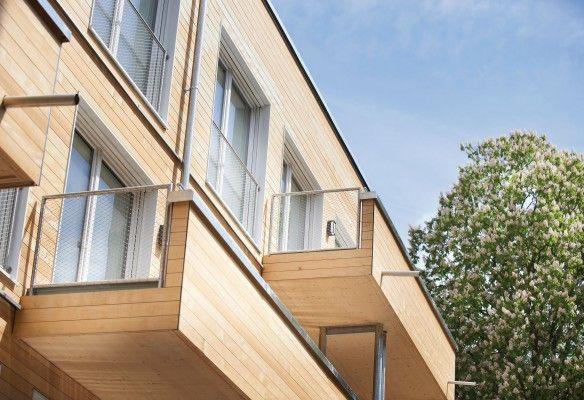 Passivholzhaus im Herzen Münchens