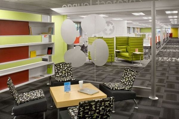 colorful office space interior design. Fun And Colorful Office Ideas For Your Space Interior Design A