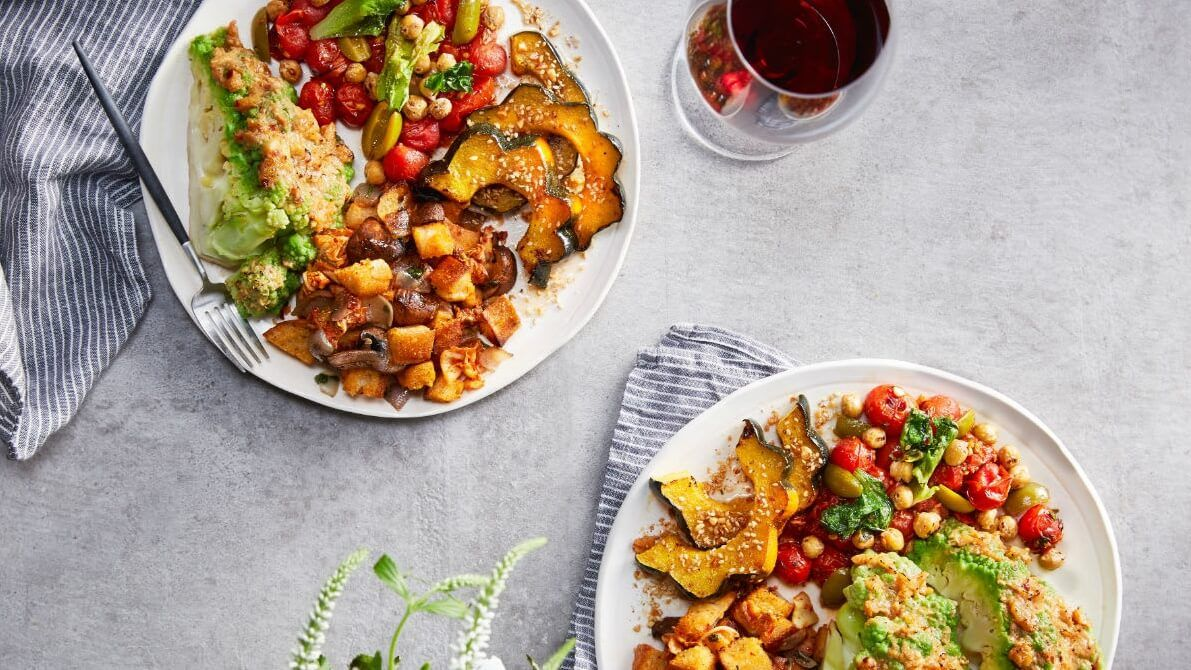 Whole Foods Launches Vegan Thanksgiving Meal Range For