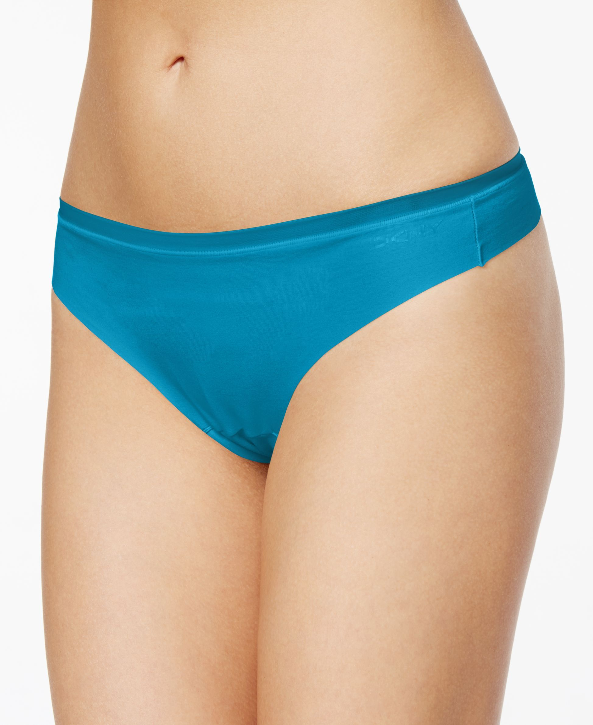aec46df41a73 Dkny Downtown Cotton Thong DK1028 | Products
