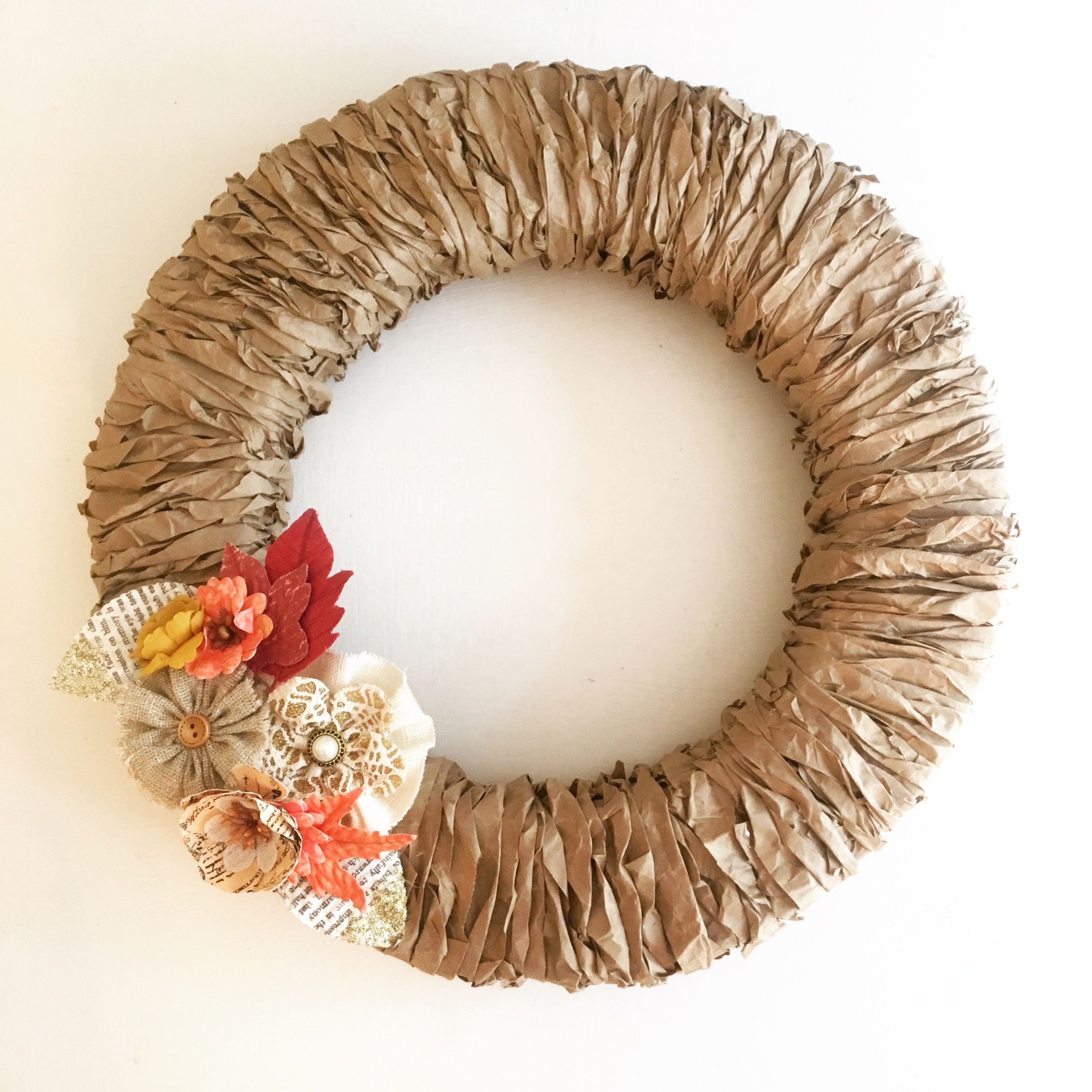 Photo of Cutest Fall wreath tutorial!
