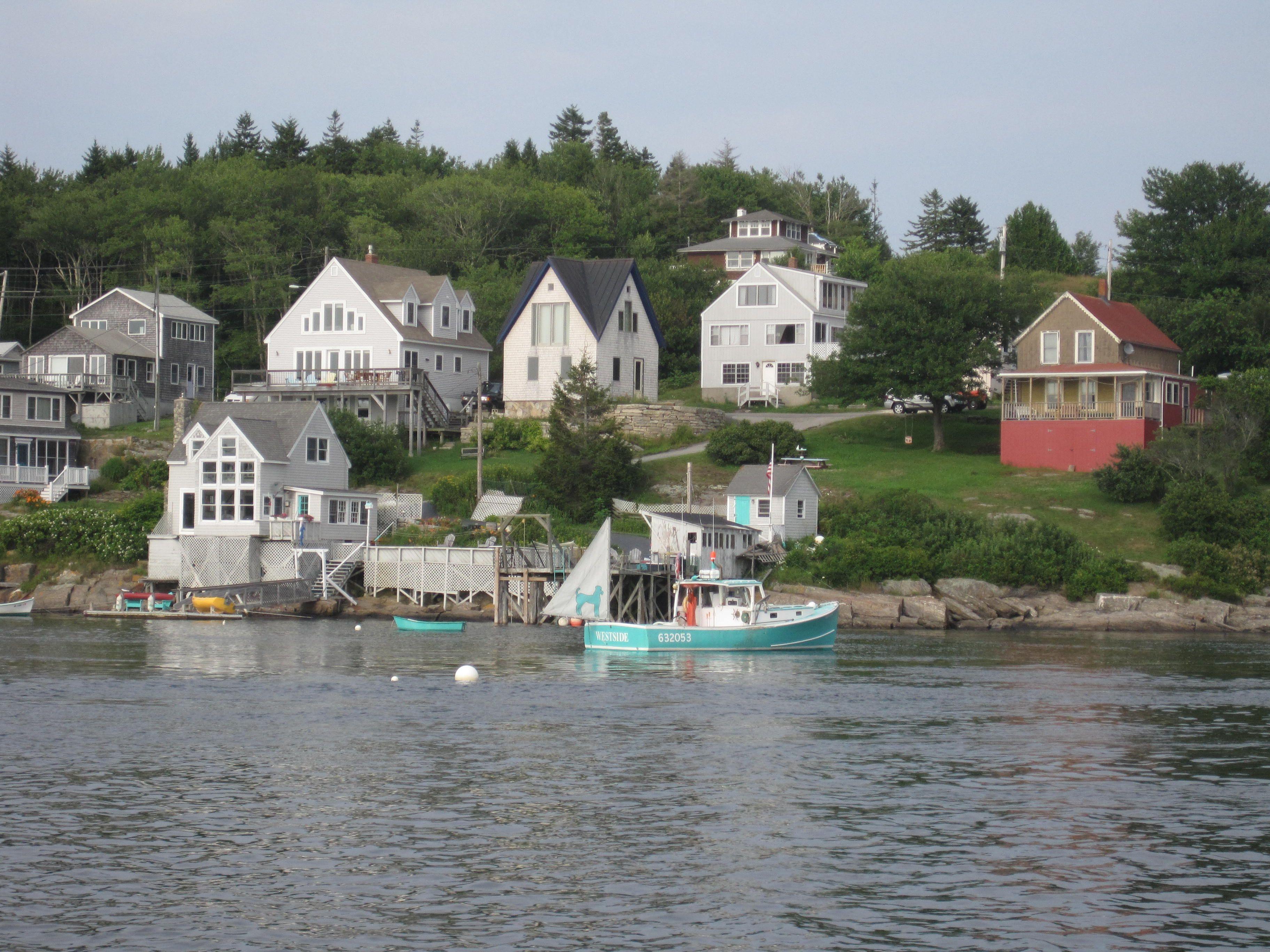 Bay Point Georgetown Maine
