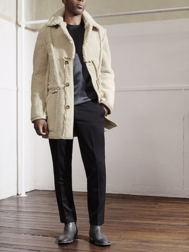 Men amp;m H Martin Pinterest Lookbook Coat For Margiela Maison qOC45n7