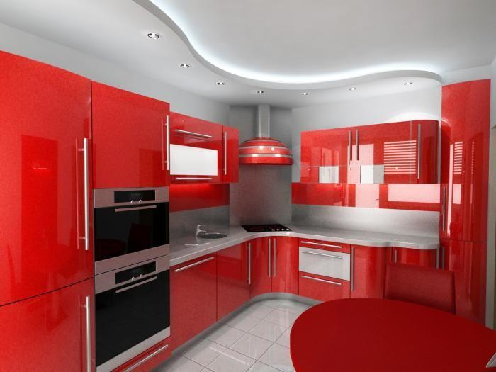 Czerwona Kuchnia Red Kitchen Home Decor Kitchen