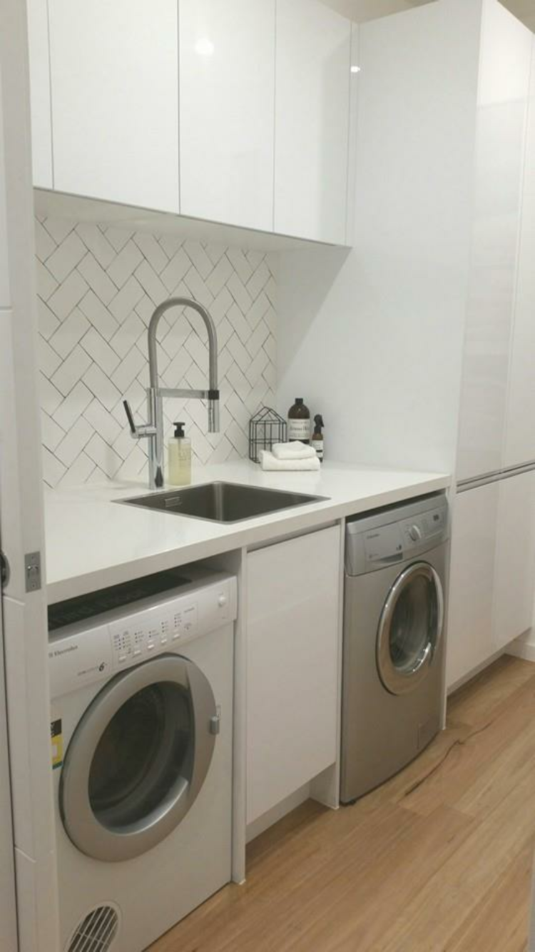 Pin By Samantha Ganzer On Home Reno Ideas Laundry Laundry Room Laundry Appliances