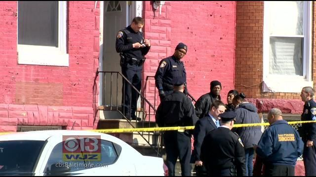 Police Increase Patrols In West Baltimore After Increase In Violence « CBS Baltimore