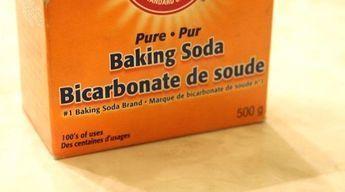 43 utilisations tonnantes du bicarbonate de soude - Nettoyer canape tissu bicarbonate de soude ...