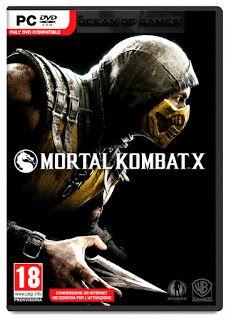 Mortal Kombat X Free Download PC Game setup in single direct