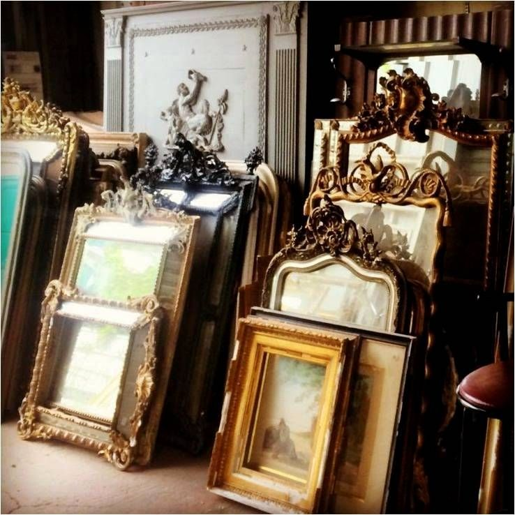 How to Find the Paris Flea Market