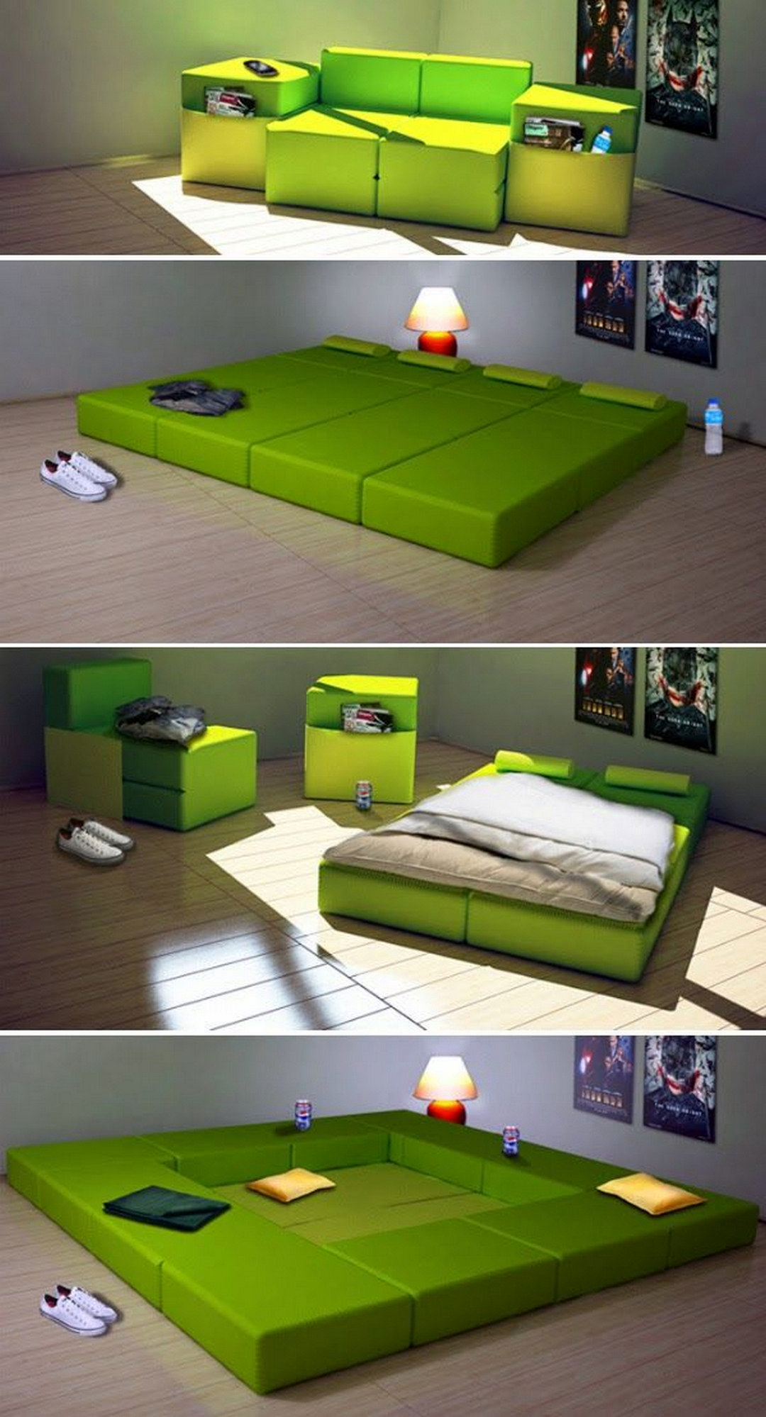 Creative Room Designs: Furniture For The National Audiovisual Institute (NInA): A
