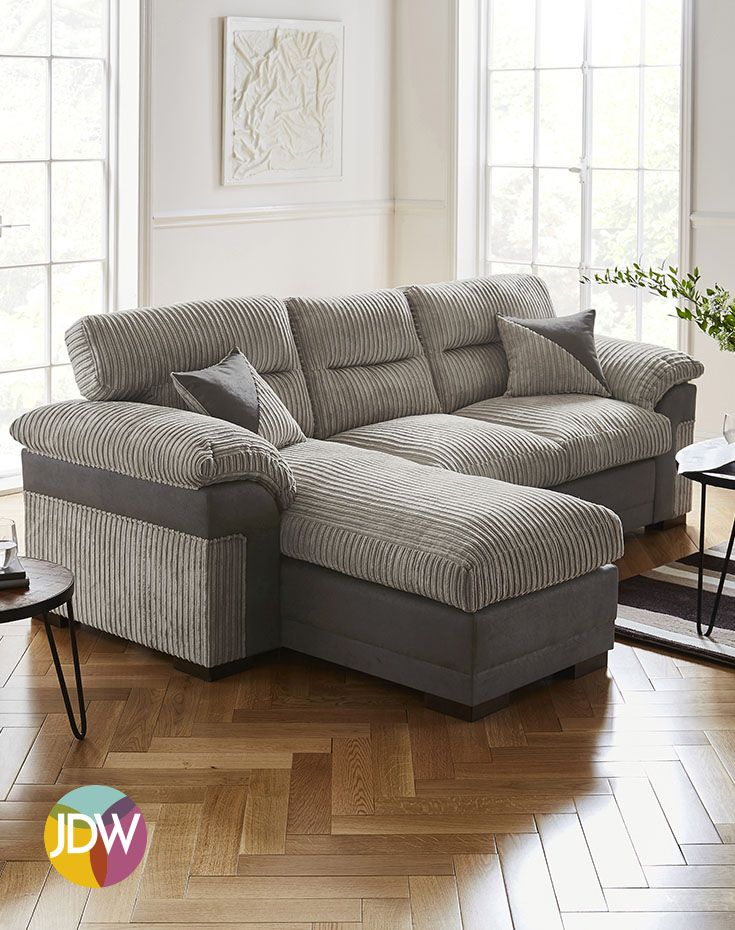 Dexter Lefthand Cornergroup Corner sofa, Stylish