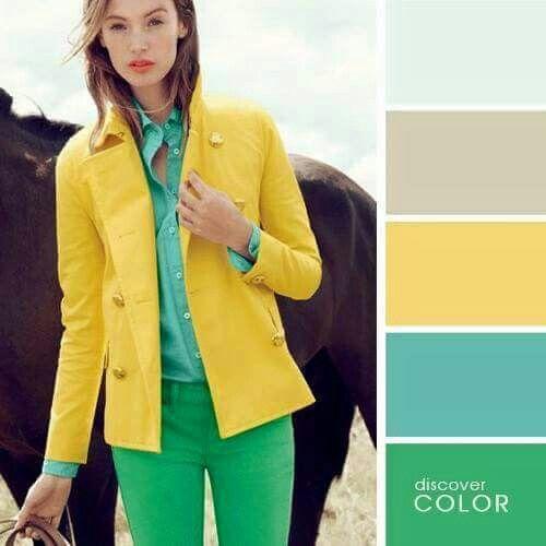 Pin De Maria Navarro En Moda Combinacion Colores Ropa Como Combinar Colores Ropa Combinar Colores Ropa