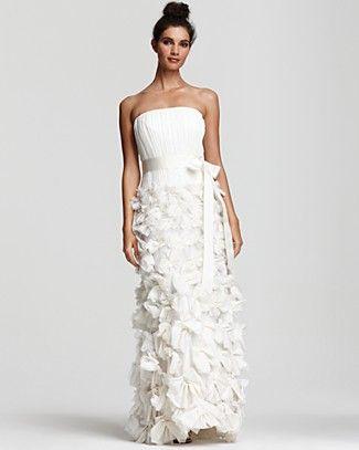 tadashi shoji dress | vestidos de novias | Pinterest | Vestidos de ...