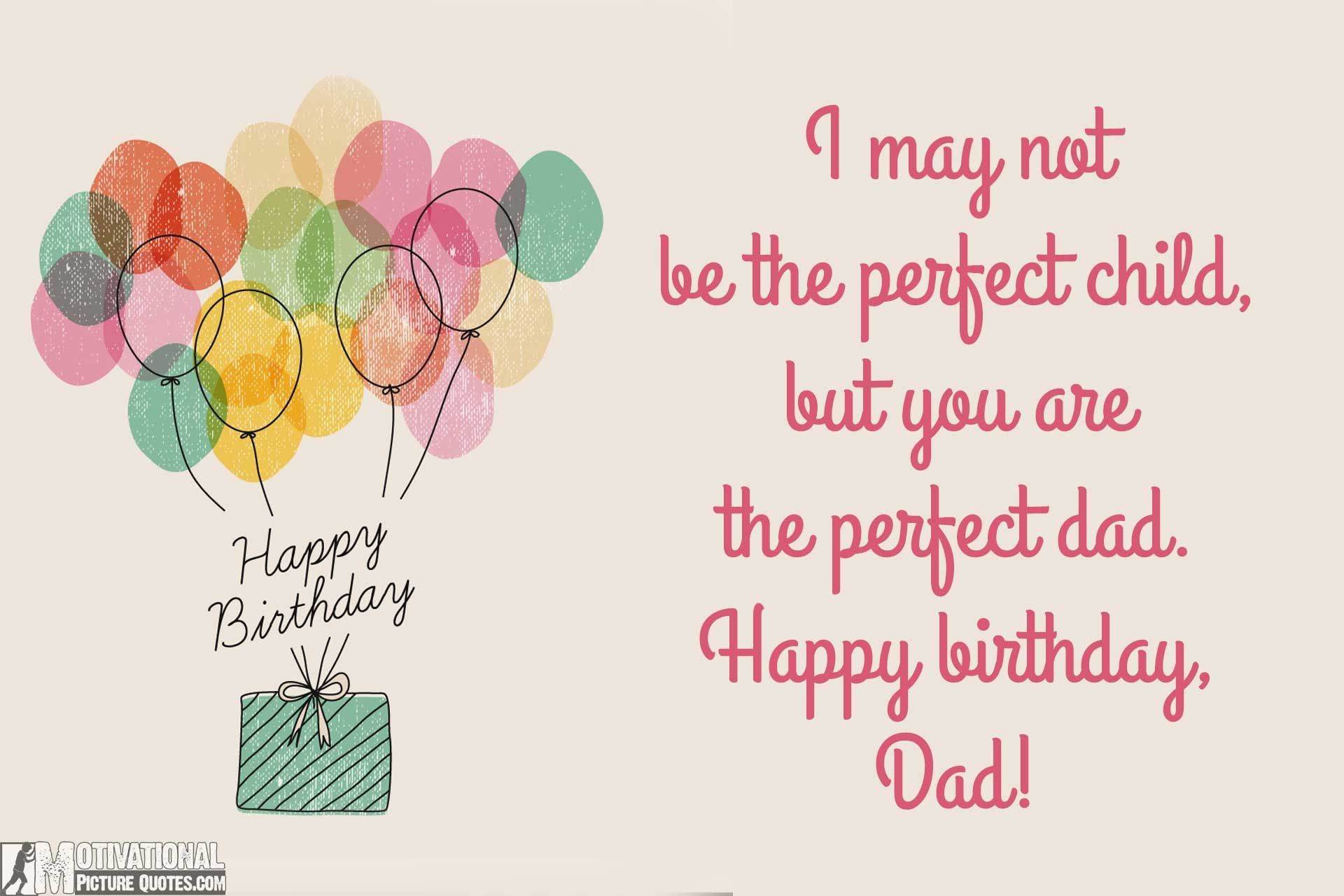 Birthday Quotes For Dad Birthday Wishes Quotes Images Birthday