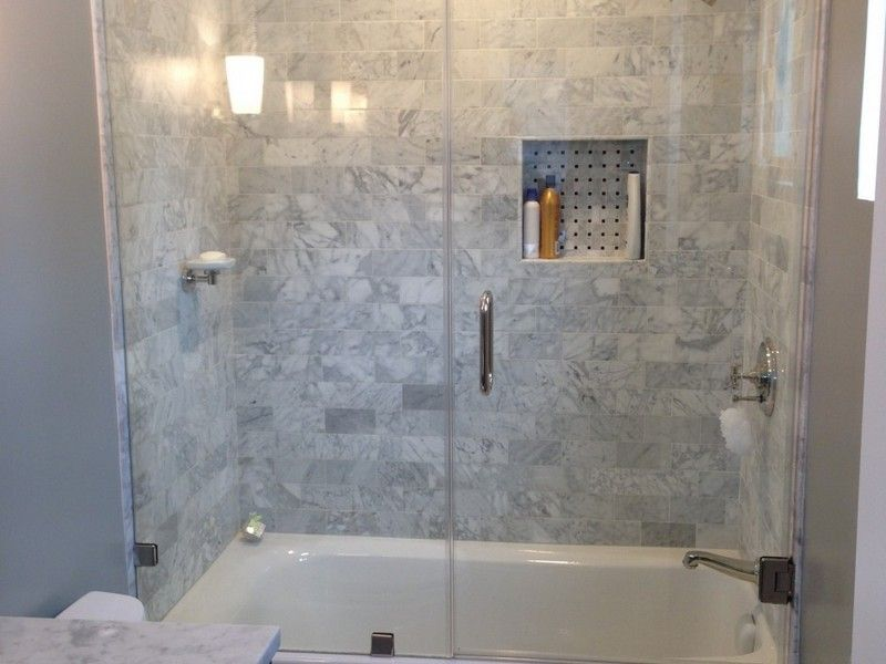 Bathroom Shower Tile Ideas Tub Designs With Pebble Floor