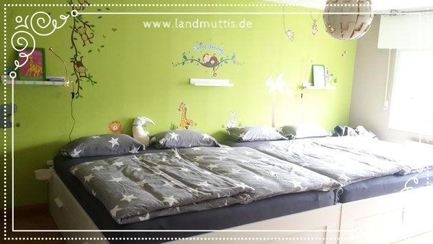 Schlafzimmer Kinder ~ Familienbett auch mit mehreren kindern das erste fazit der