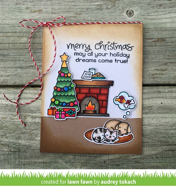 Christmas Dreams 2020 Lawn Fawn Intro: Christmas Dreams   Lawn Fawn in 2020 | Homemade
