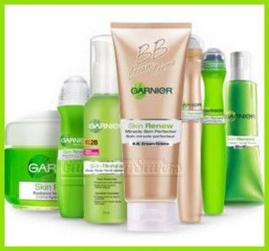 coupons for garnier skin care products