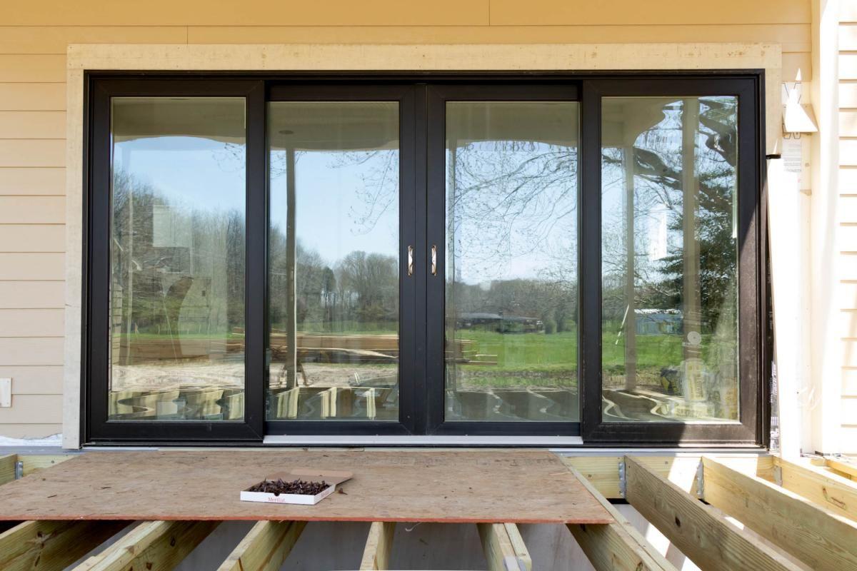 patio door slider sliding glass doors