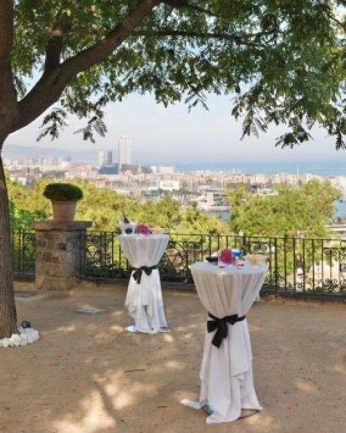 The Hotel Overlooks Barcelona's Sunbaked City Rooftops