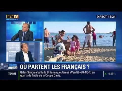 Où partent les Français en vacances ?