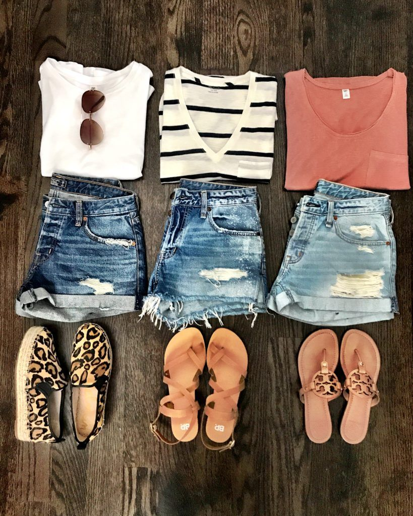 Girls Holiday Casual Pretty Denim Look Dress and Pretty Lace White TShirt Tee