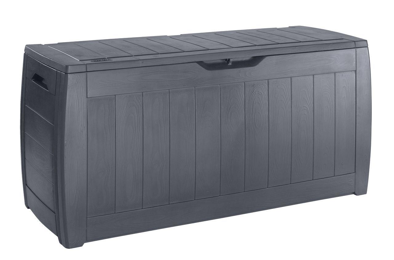 Kussenbox BISNAP 117x58x45cm Kunststof   JYSK #JYSK #Kussenbox #Tuinaccessoires #Tuin