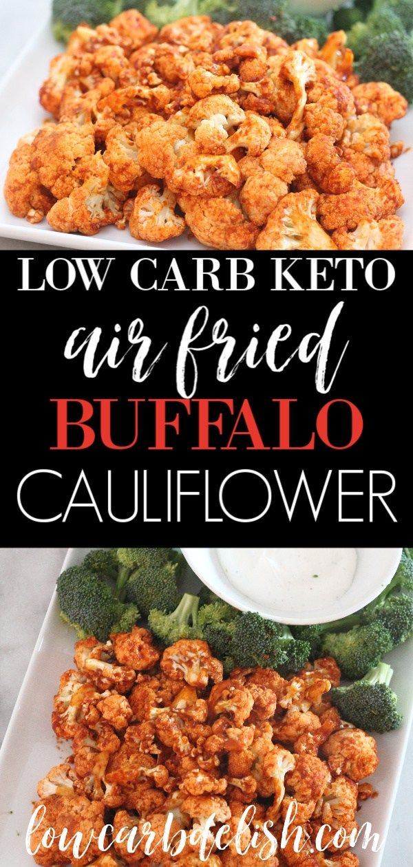 10 Keto Air Fryer Recipes to Keep Your Diet Interesting #lowcarbrecipes
