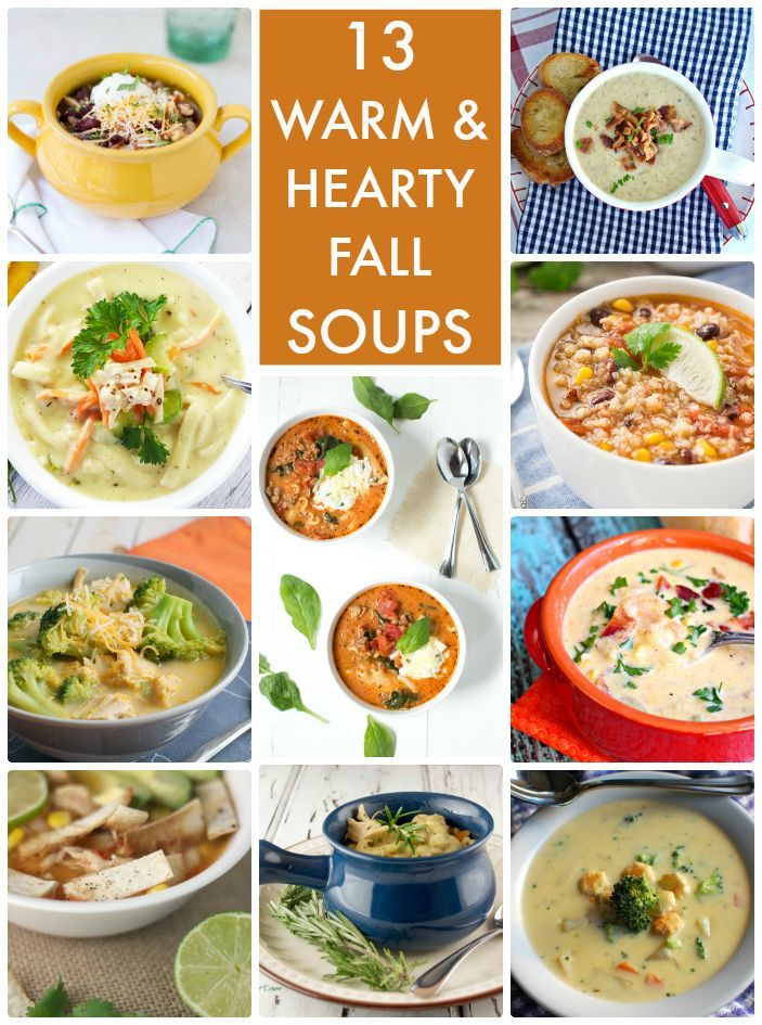 Great ideas 13 warm hearty fall soups recipes stew and food great ideas 13 warm hearty fall soups warm foodcooking forumfinder Gallery