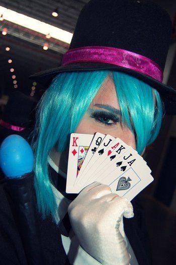 Hatsune Miku(Hatsune Miku: Project DIVA)   Gabriela Jung - WorldCosplay