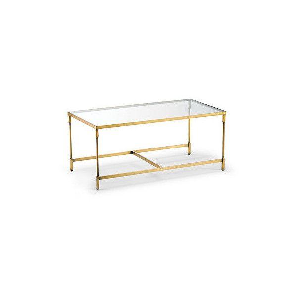Pierce Nesting Coffee Table Frontgate 15 150 Czk