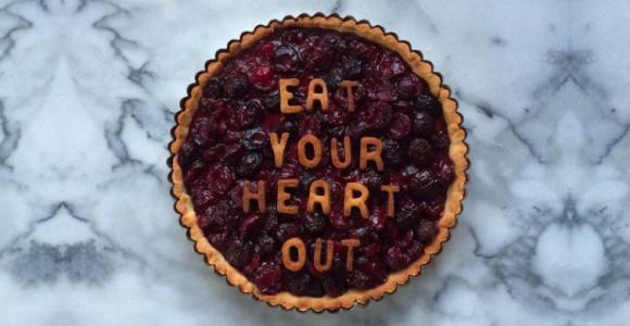 Eat yr heart out - Le torte amare di Isabella Giancarlo | Collater.al evd