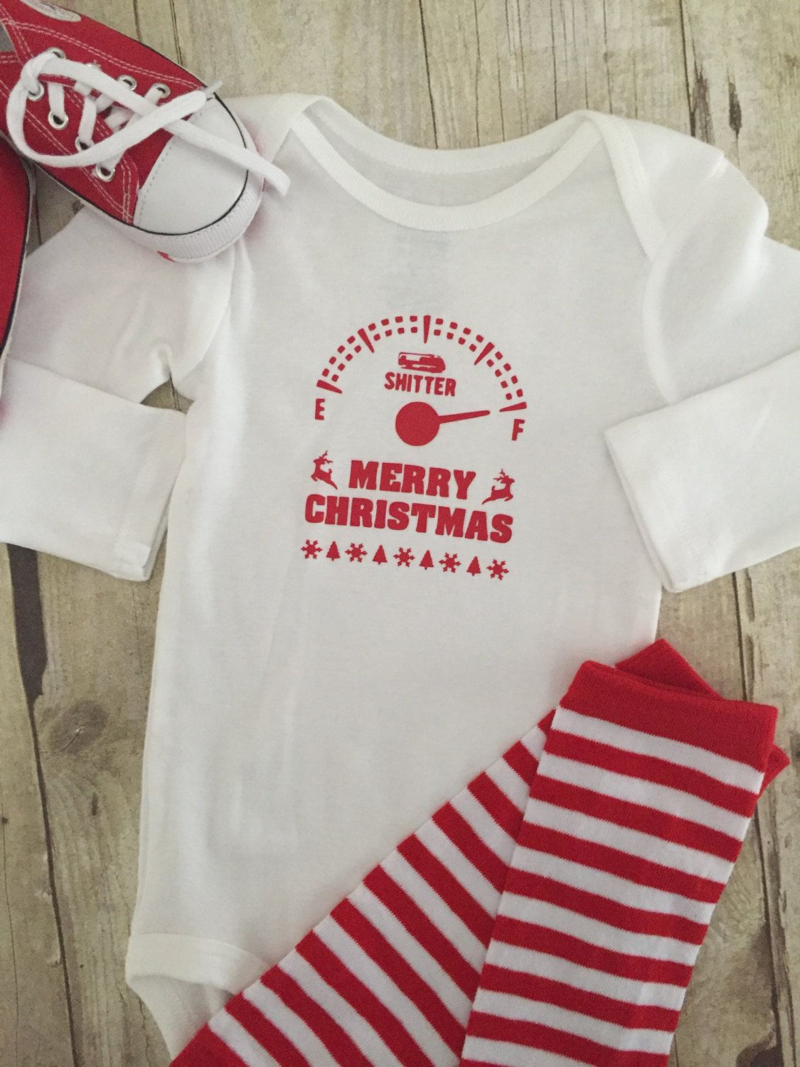 Baby Boy 1st Christmas Clothes