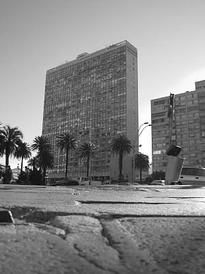 Edificio Ciudadela, 1959, Montevideo, Uruguay