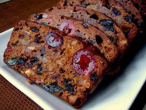 Fruitcake Recipe | Panlasang Pinoy Recipes™ | Recipe | Fruitcake recipes, Fruit  cake christmas, Fruity desserts