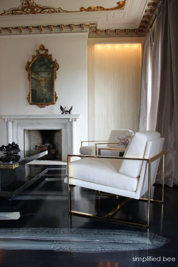 Living Room Showcase Design: Sneak Peek :: San Francisco Decorator Showcase 2013