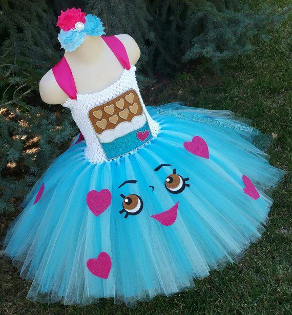 Customizable Cheeky Chocolate Tutu Dress By