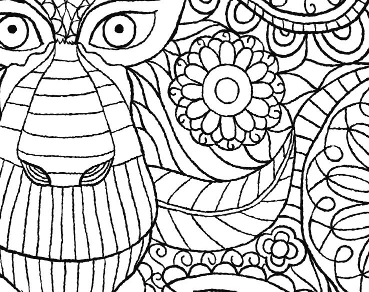 41 Colouring Books For Adults Whsmith Picture HD