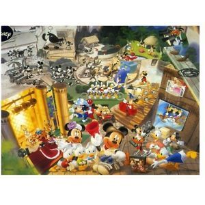 Yanoman-Jigsaw-Puzzle-Disney-Minnie-Mickey-500pcs-41-07