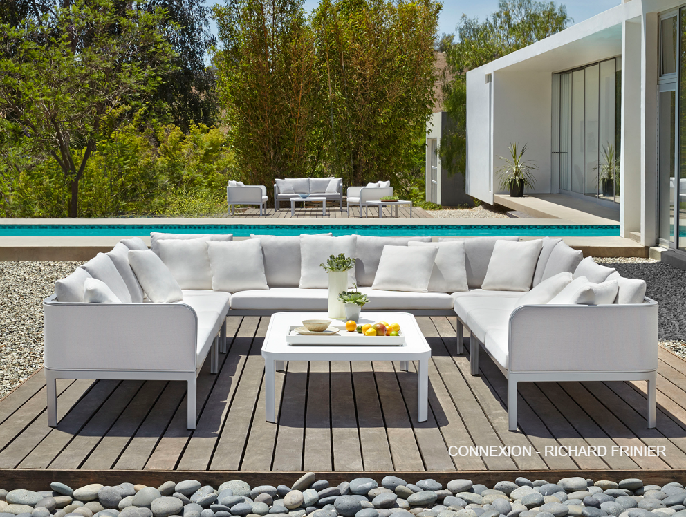 Luxury Modular Furniture An Outdoor Solution With Universal