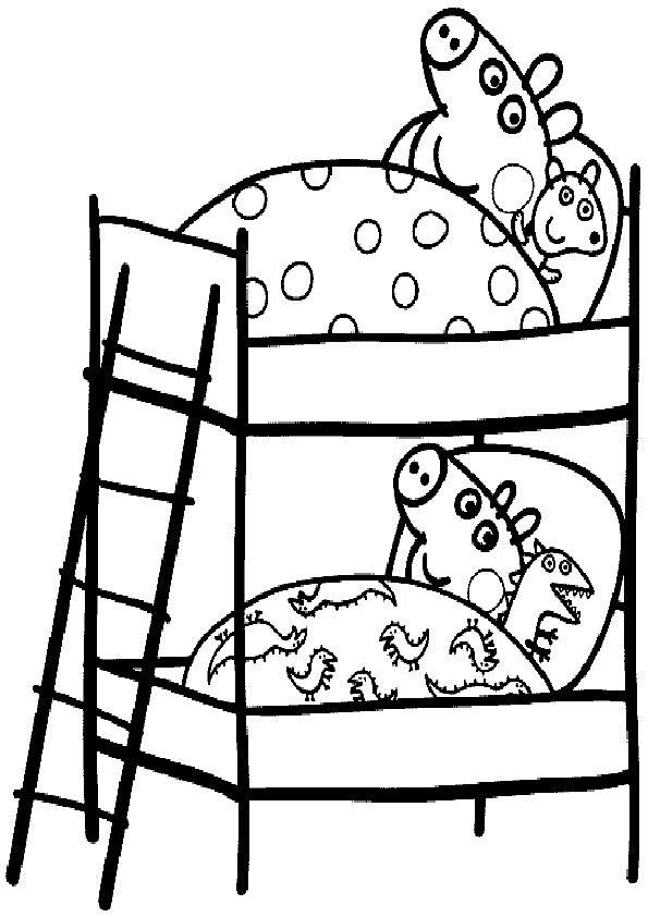 Ausmalbilder Peppa Wutz 06 Ausmalbilder Peppa Pig Coloring Pages