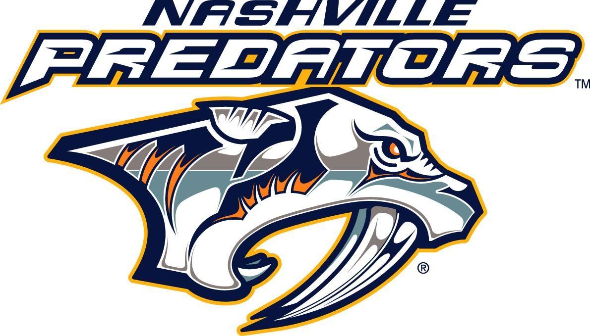 "My SECONDARY ""Second Home"" team The Nashville Predators"